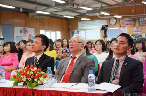 Đại hội học sinh giỏi - Trường THPT Nguyễn Bỉnh Khiêm