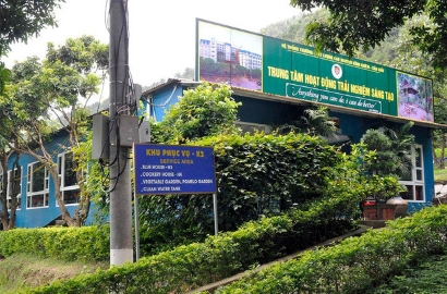 Trường Tiểu học Nguyễn Bỉnh Khiêm - Cầu Giấy - Vườn trường Đắc Sở, Hoài Đức