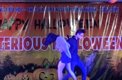 Tiết mục nhảy trong đêm hội Halloween