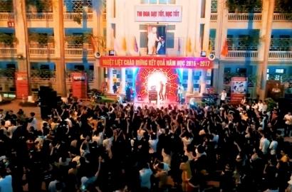 ROSÉ -Nguyễn Bỉnh Khiêm High School's Prom 2017