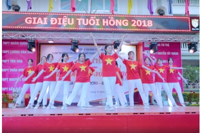 Youth Melody 2018 for school in Thanh Xuan - Cau Giay