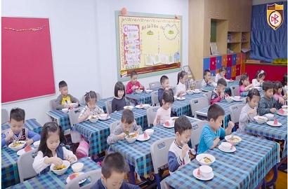 Giới thiệu Nhà Bếp Hệ thống giáo dục Nguyễn Bỉnh Khiêm - Cầu Giấy