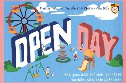 NBK OPEN DAY 2019 (Khối Tiểu học) - Phát triển tiềm năng trong con
