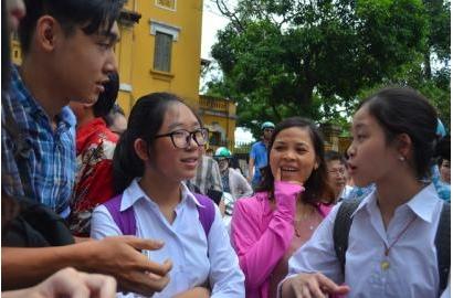 [VTV.VN] Cách tra cứu điểm thi lớp 10 tại Hà Nội