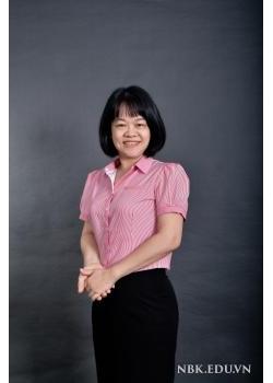 Nhà giáo Nguyễn Thị Cúc