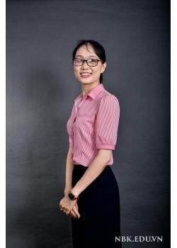 Nhà giáo Hoàng Thị Thu Bình
