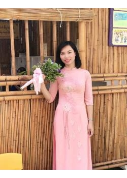 Nhà giáo Lê Thị Tâm