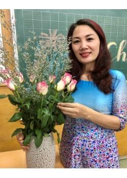 Nhà giáo Nguyễn Thị Lan