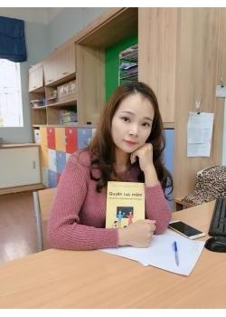 Nhà giáo Nguyễn Thị Hương