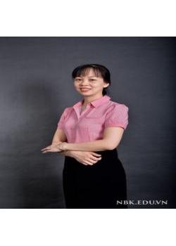 Nhà giáo Nguyễn Thu Thủy