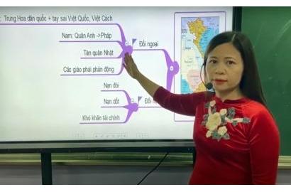 [VN EXPRESS] Thầy cô sáng tạo khi dạy online