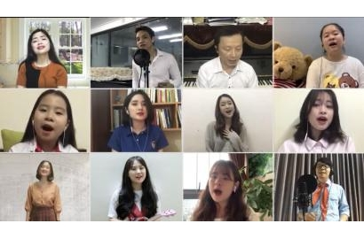 [DÂN TRÍ] Thầy và trò THPT Nguyễn Bỉnh Khiêm - Cầu Giấy làm MV nhớ trường nhớ lớp