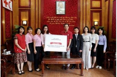 [BÁO CÔNG THƯƠNG] Tặng 1 vạn khẩu trang y tế cho người Việt ở nước ngoài