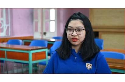 NBK's FACE - PHƯƠNG LINH (Giải khuyến khích thi HSG thành phố môn Sinh học)