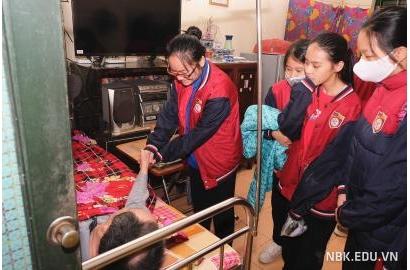 Trung tâm Điều dưỡng Thương binh Thuận Thành – Bắc Ninh: Chuyến đi đáng nhớ!