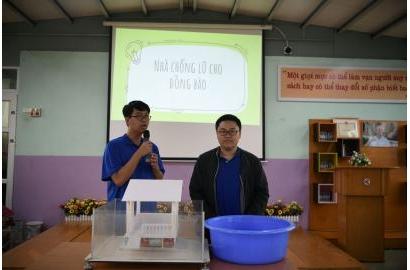 Cuộc thi thể hiện sự sáng tạo trong học tập của học sinh NBK